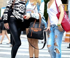 amigas, blondies, and fashion image