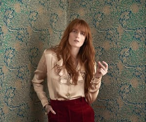 florence and the machine, florence welch, and pretty image