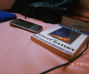 book, f. scott fitzgerald, and film image