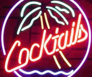 alcohol, bar, and Cocktails image