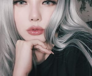 girl, makeup, and ulzzang image