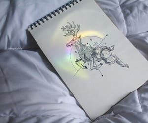 art, draw, and drawing image