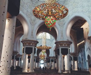arab, mosque, and architecture image
