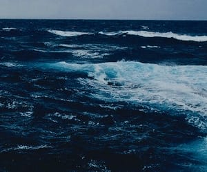 header, sea, and blue image
