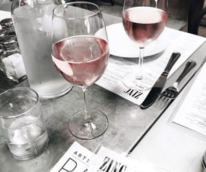 drink and pink image