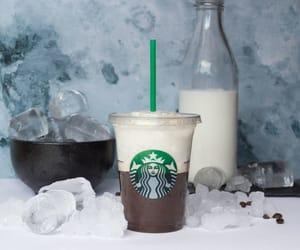 bebida, starbucks, and frapuccino image