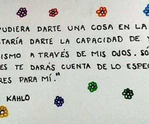 Dar, frases, and frida kahlo image