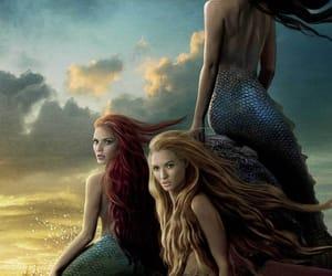 fantasy and mermaids image