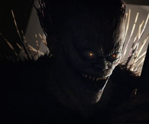 anime, dark, and death note image