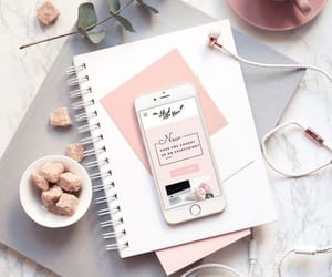 aesthetic, journal, and pastel image
