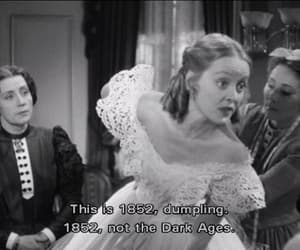 Bette Davis, gif, and jezebel image