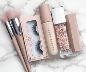 beauty, inspiration, and makeup image