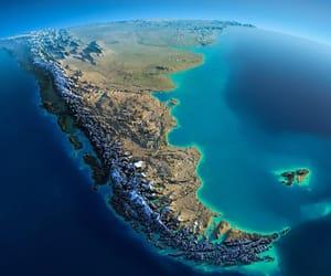 argentina, tierra, and espacio image