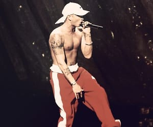 eminem, shady, and slim shady image