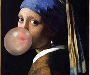 bubble gum, johannes, and fotomontaje image