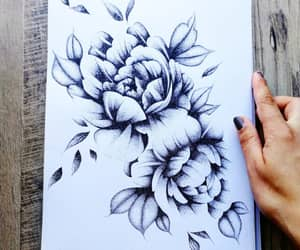dessin, draw, and point image