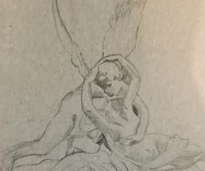 art, draw, and lovers image