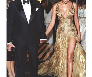 chic, couple, and fashion image