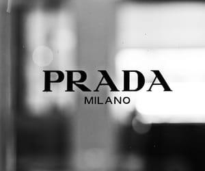 Prada and milan image