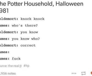 harry potter, lol, and tumblr image