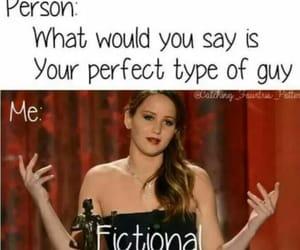 book, fictional, and Jennifer Lawrence image