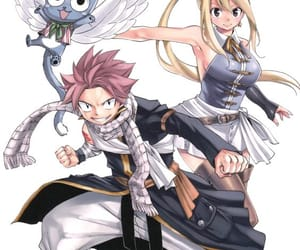 fairy tail, happy, and nalu image
