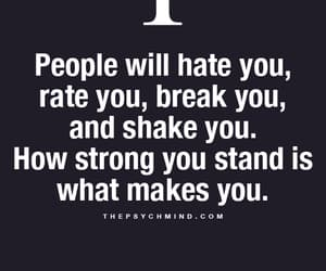 break, stay strong, and fact image