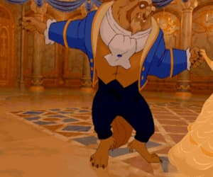 beast, belle, and dance image