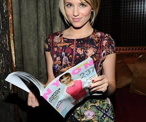 beautiful, dianna agron, and celebrities image