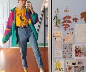 aesthetic, 90s, and style image