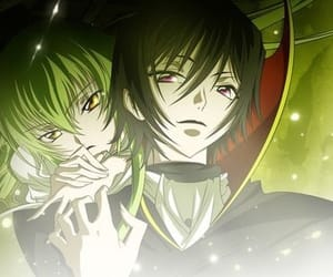 anime, code geass, and lelouch image