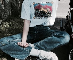 aesthetic, 90s, and clothes image