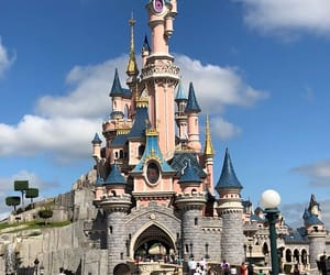 disneyland, liebe, and paris image