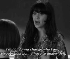 quotes, new girl, and gif image