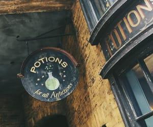 disney, magic, and harry potter image