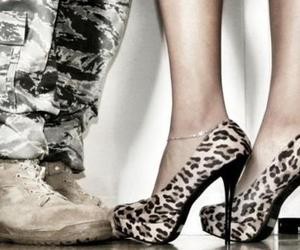 love and army image