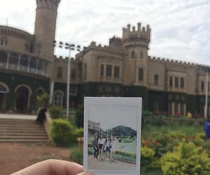 aesthetic, castle, and girls image