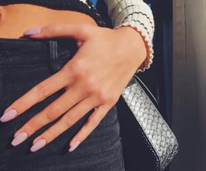 fashion, madrid, and manicure image