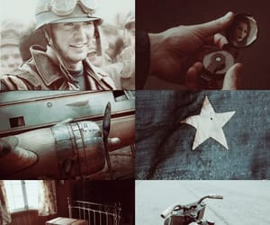 aesthetic, captain america, and steve rogers image
