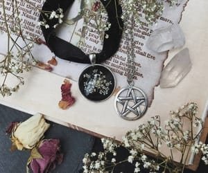 eclectic, paganism, and flowers image
