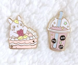 accesories, sweet, and totoro image