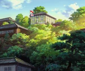 anime, studio ghibli, and art image