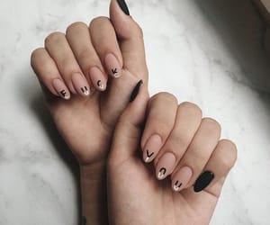 fuck, nails, and love image