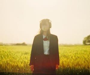 girl, movie, and sky image