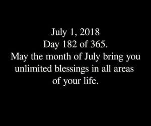 joyful, july, and dua image