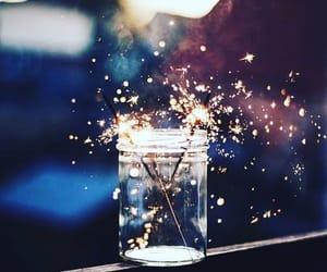 loveyourself, niceday, and firework image