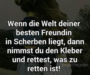 deutsch, friend, and friendship image