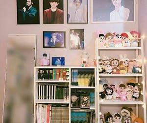 exo, kpop, and room image