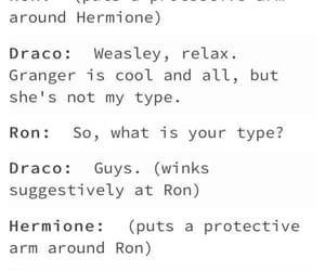 funny, gay, and harrypotter image