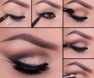 eyes, inspiration, and makeup image